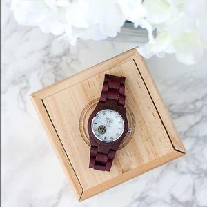 Accessories - [Jord] Cora Purpleheart Watch